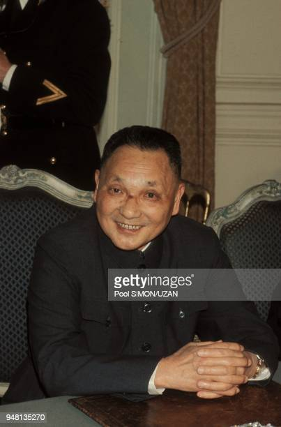Deng Xiaoping.