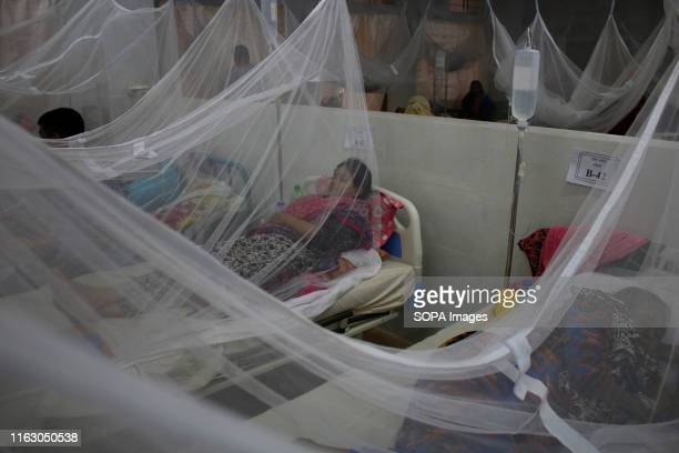 Dengue patients receive treatment at Shaheed Suhrawardy Medical College and Hospital in Dhaka A total 47 dengue patients have died across Bangladesh...