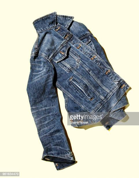 denim jack - jeans stock pictures, royalty-free photos & images