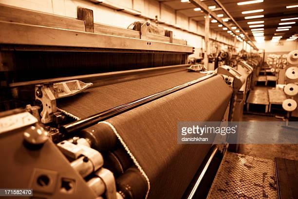 デニムのジーンズの繊維産業に Airjet 編み石像