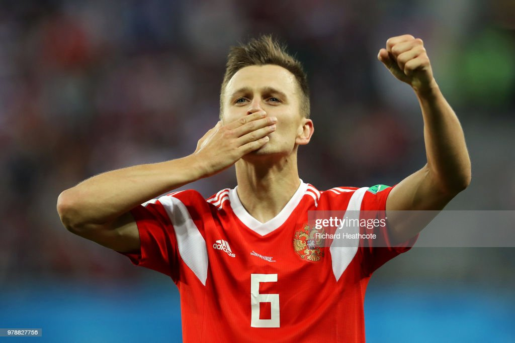 Russia 3 - 1 Egypt - FIFA World Cup Russia 2018