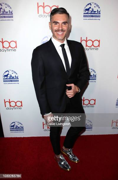 Denis De Souza attends the 2018 Daytime Hollywood Beauty Awards at Avalon on September 14 2018 in Hollywood California