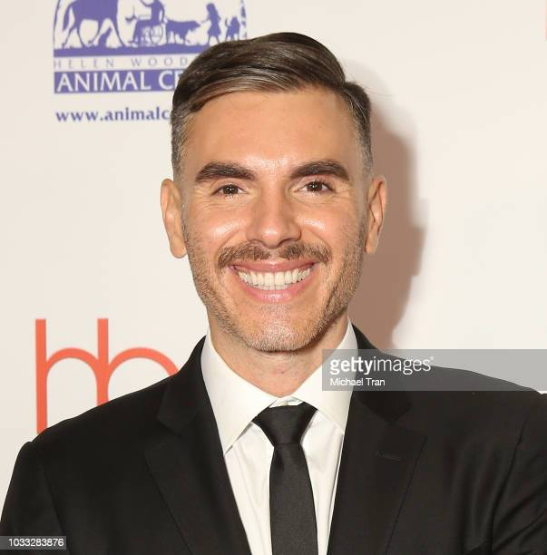 Denis De Souza attends the 2018 Daytime Hollywood Beauty Awards held on September 14 2018 in Hollywood California