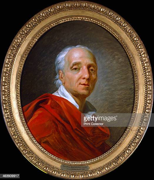 Denis Diderot 18th century French man of letters and encyclopaedist 1784 Diderot was a prominent figure in the French Enlightenment From the Musee...