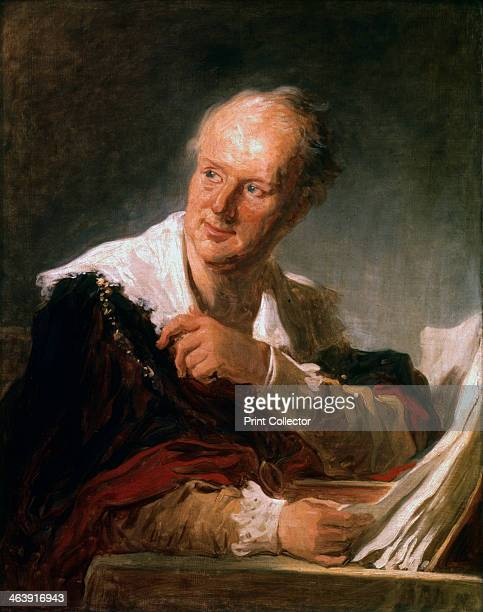 Denis Diderot 18th century French man of letters and encyclopaedist c17551784 Diderot was a prominent figure in the French Enlightenment