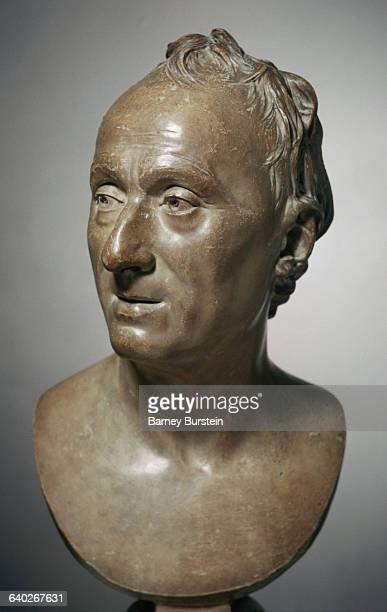 Denis Diderot by JeanAntoine Houdon