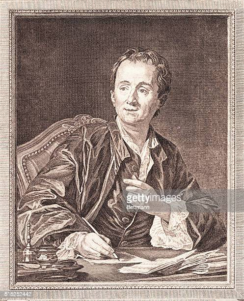 Denis Diderot French encyclopedist and philosopher