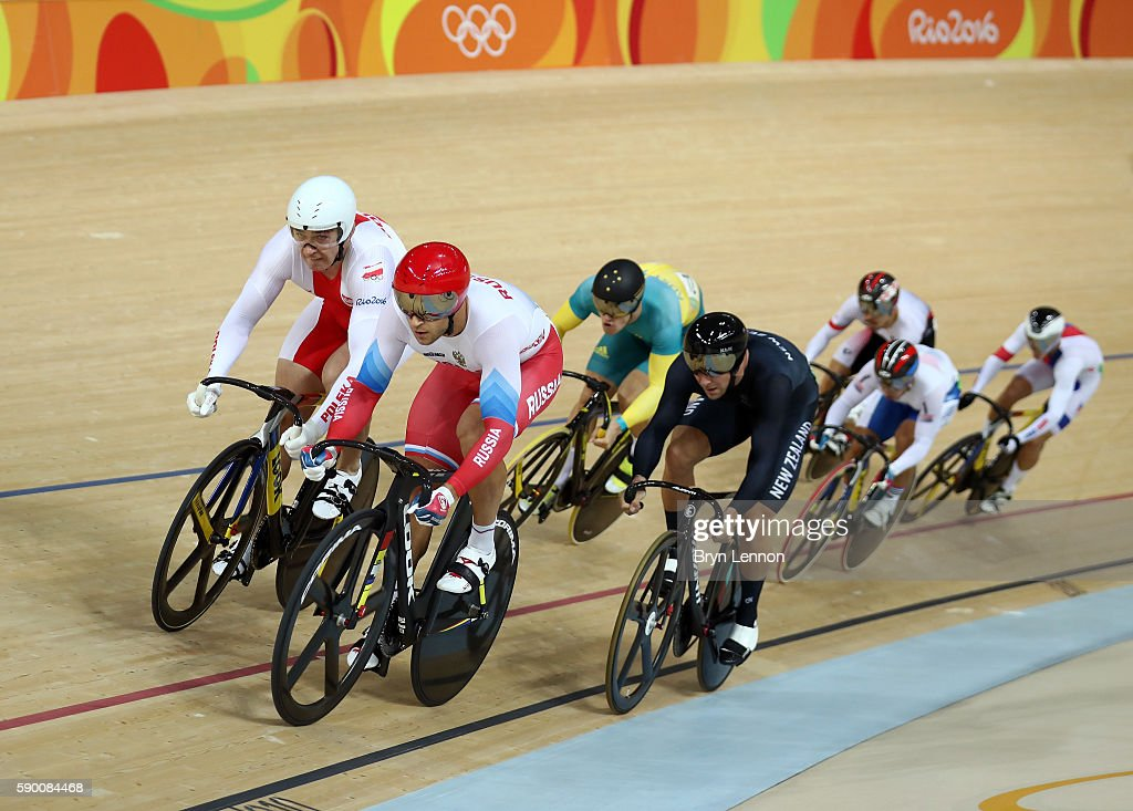Cycling - Track - Olympics: Day 11 : ニュース写真