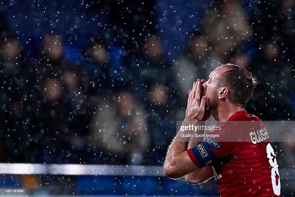 Villarreal CF v Spartak Moscow - UEFA Europa League : News Photo
