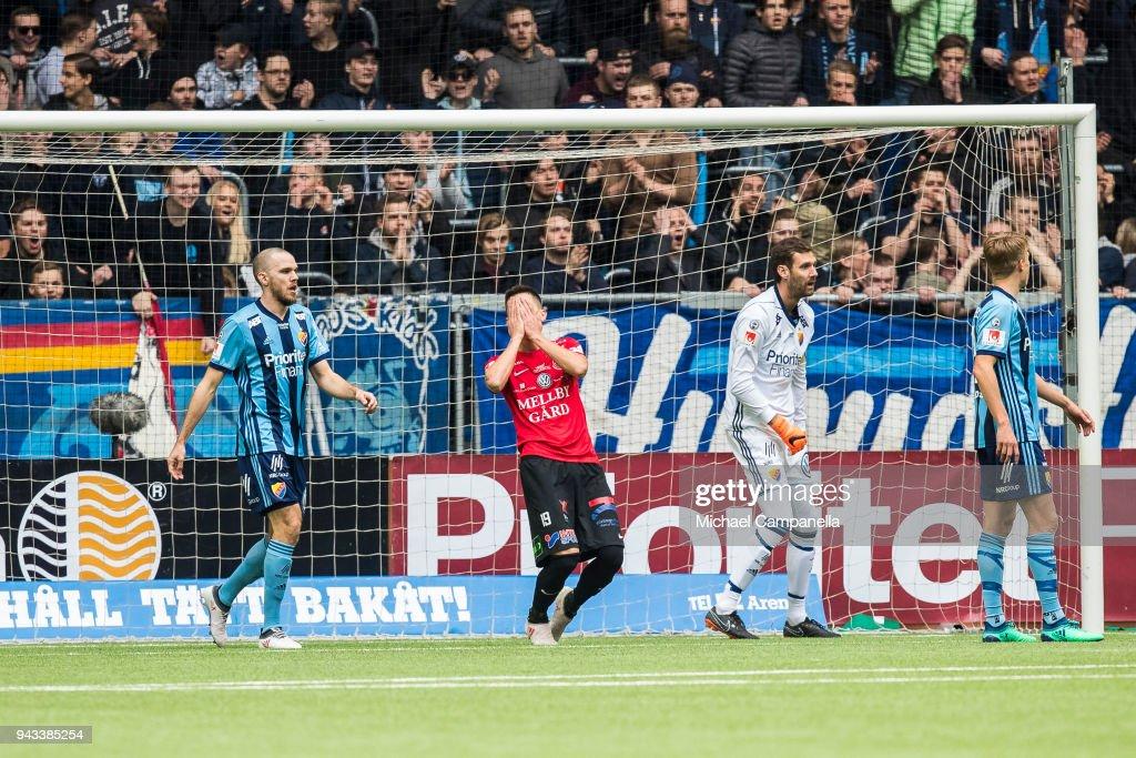 Djurgardens IF v Trelleborg - Allsvenskan