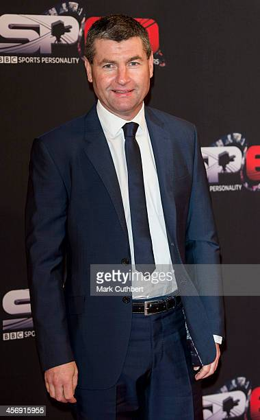 Denis Irwin attends the BBC Sports Personality of the Year Awards at First Direct Arena on December 15 2013 in Leeds England