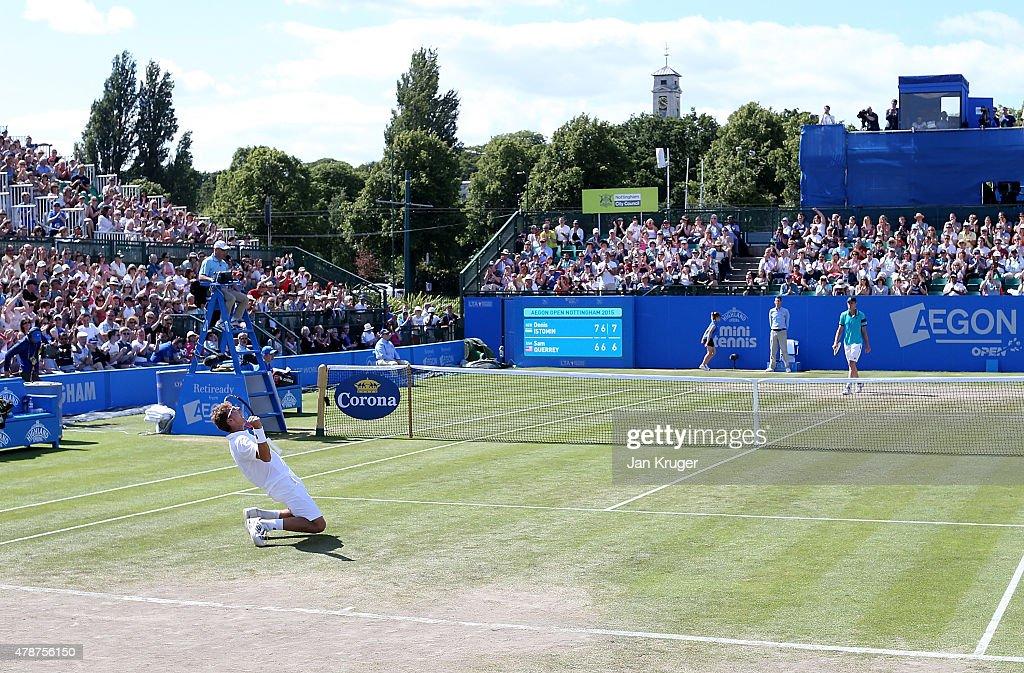 ATP Aegon Open Nottingham - Day Seven : News Photo