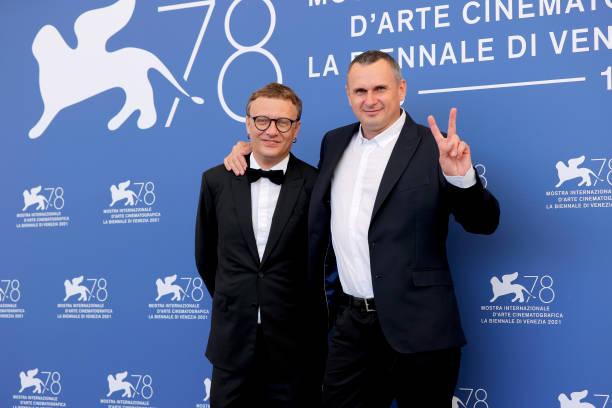 "ITA: ""Nosorih"" Photocall - The 78th Venice International Film Festival"