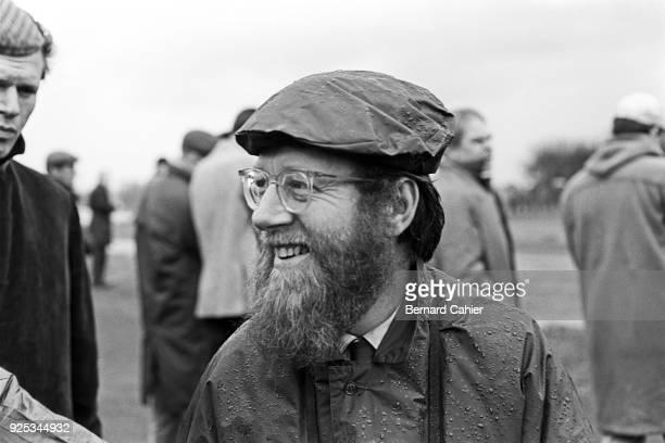 Denis Jenkinson Grand Prix of Brussels Heysel Park Brussels 04 January 1962