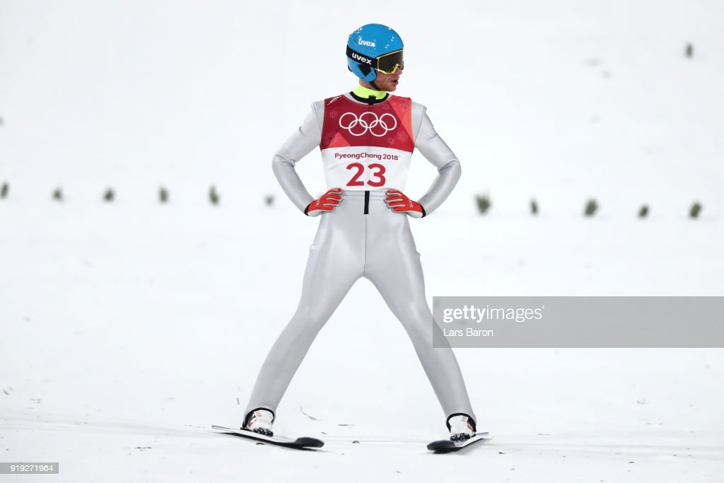 Ski Jumping - Winter Olympics Day 8