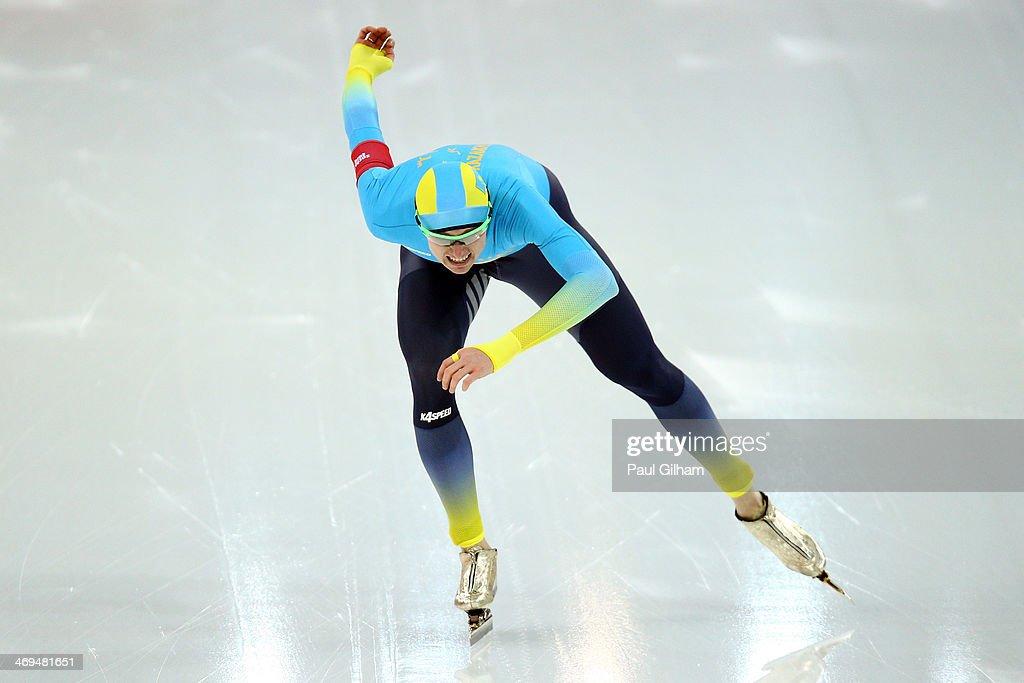 Speed Skating - Winter Olympics Day 8
