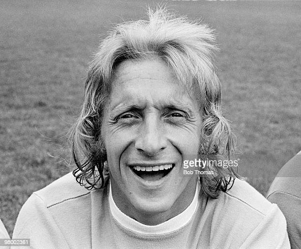 Denis Law of Manchester City August 1973