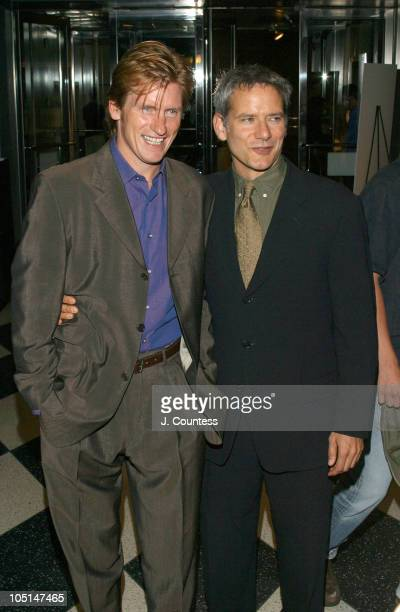 Denis Leary and Campbell Scott during Special Screening of The Secret Lives of Dentists at Walter Reade Theater at Lincoln Center in New York New...