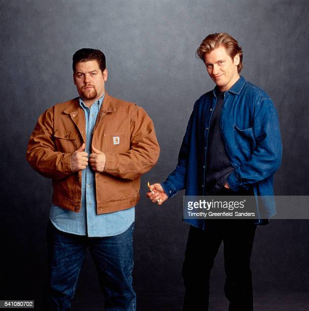 Denis Leary and Ted Demme