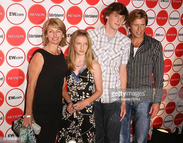 Denis Leary Ann Leary Devin Leary and Jack Leary
