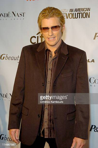 Denis Leary during Conde Nast Media Group Presents Fashion Rocks 2004 Arrivals at Radio City Music Hall in New York City New York United States
