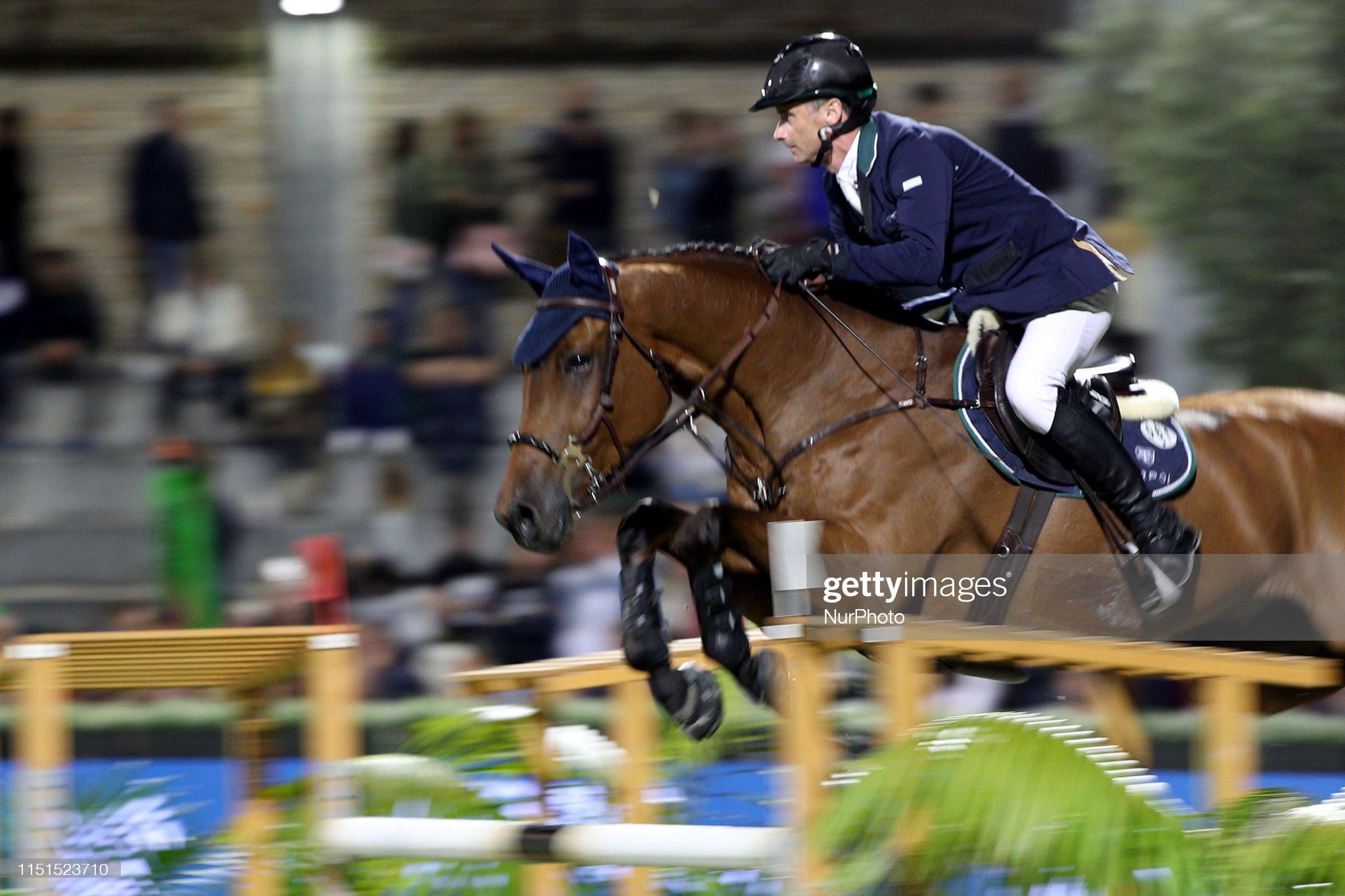 CSI 5* Longines Global Champions Tour Grand Prix of Cascais 2019 : Fotografía de noticias