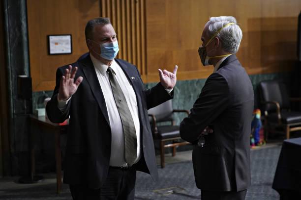 DC: Senate Veterans' Affairs Committee Considers Nomination Of Denis McDonough For VA Secretary
