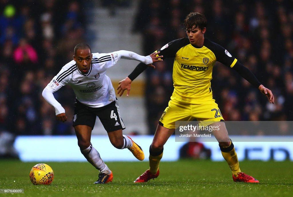 Fulham v Burton Albion - Sky Bet Championship