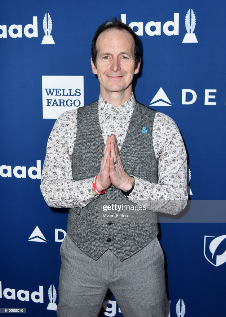 Denis O'Hare attends the 29th Annual GLAAD Media Awards at The Beverly Hilton Hotel on April 12, 2018 in Beverly Hills, California.