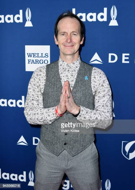 Denis O'Hare attends the 29th Annual GLAAD Media Awards at The Beverly Hilton Hotel on April 12 2018 in Beverly Hills California