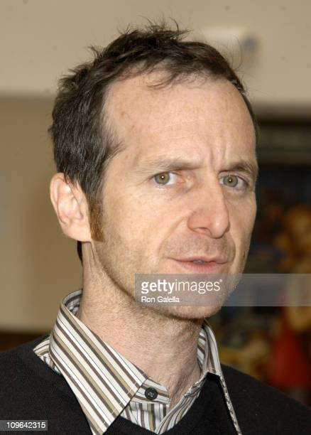 Denis O'Hare during 50th Annual Drama Desk Awards Nominations Cocktail Party at Arte Cafe in New York City New York United States