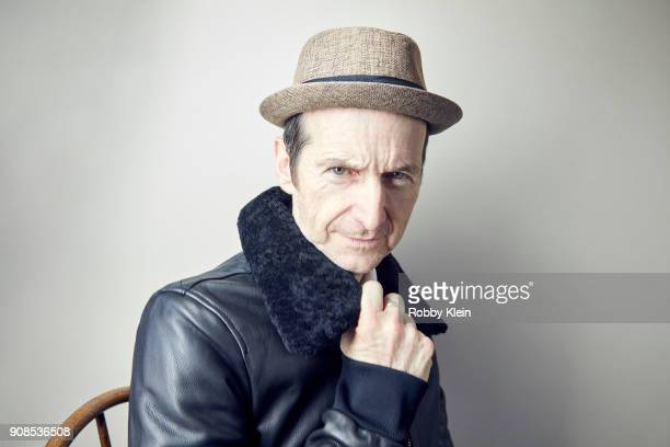 Denis O'Hare from the film 'Lizzie' poses for a portrait at the YouTube x Getty Images Portrait Studio at 2018 Sundance Film Festival on January 20...