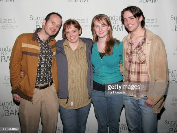 Denis O'Hare Hilary Brougher Halley Feiffer and Vincent Piazza