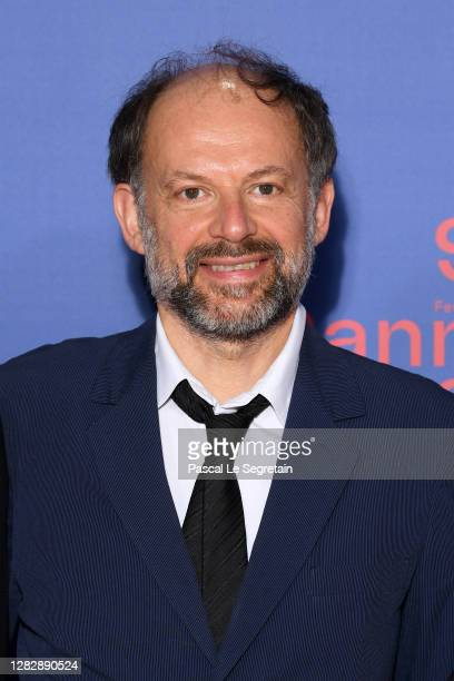 "Denis Podalydes attends the Best Short Film Palme D'Or Award Ceremony of the ""Special Cannes 2020 : Le Festival Revient Sur La Croisette !"" as part..."