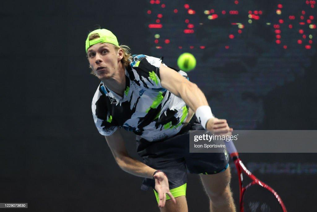 TENNIS: OCT 14 St Petersburg Open : News Photo