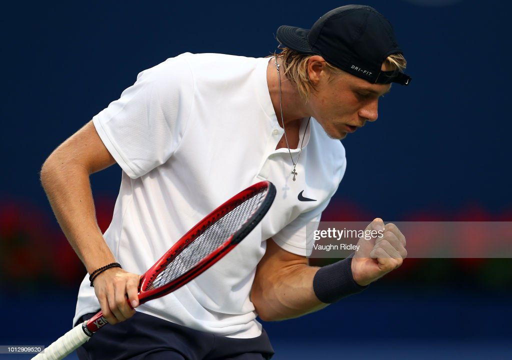 Rogers Cup Toronto - Day 2 : News Photo