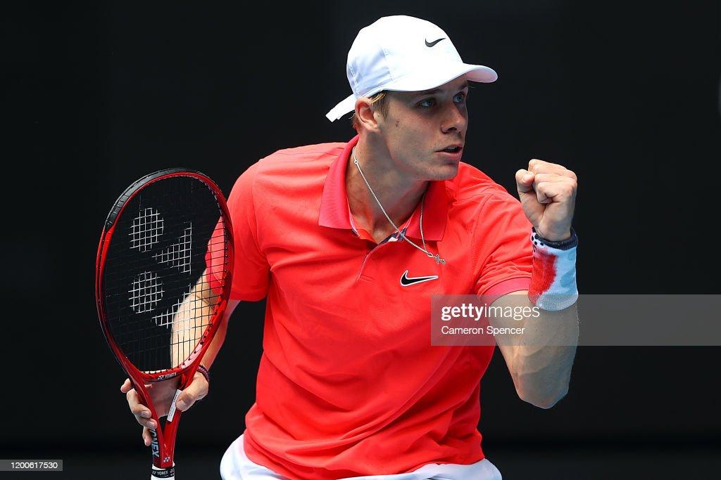 2020 Australian Open - Day 1 : ニュース写真