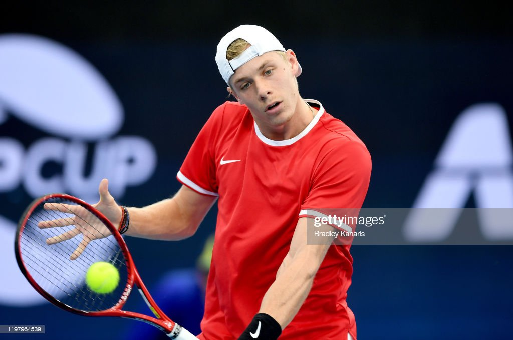 2020 ATP Cup - Brisbane: Day 5 : Nieuwsfoto's