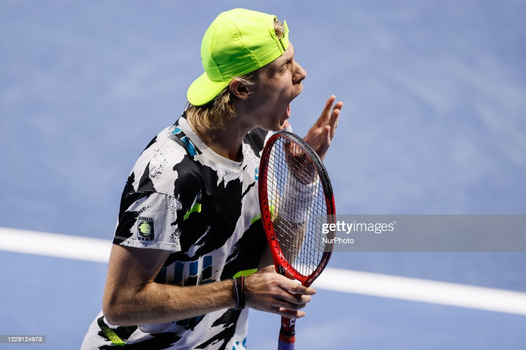 ATP St. Petersburg Open 2020 - Semi Finals : Nyhetsfoto