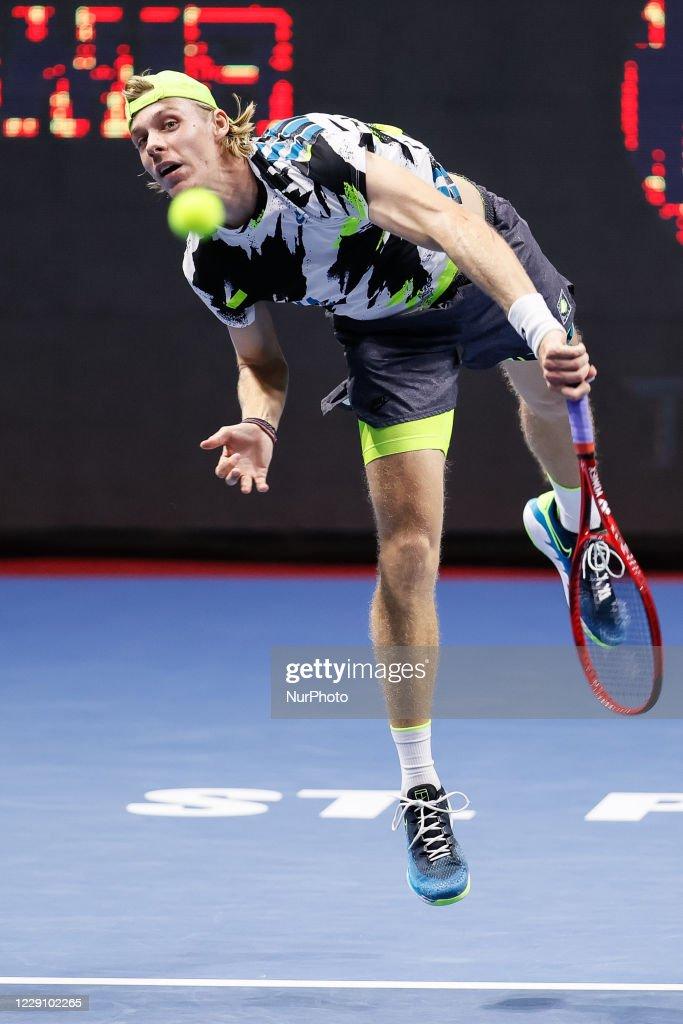ATP St. Petersburg Open 2020 - Quarter Finals : News Photo
