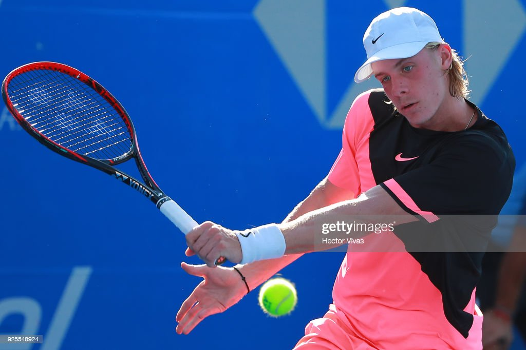 Telcel ATP Mexican Open 2018 - Day 2 : ニュース写真