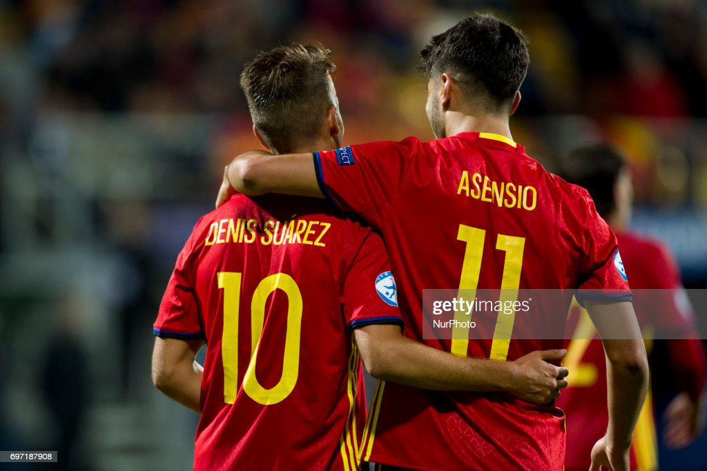 Spain v Macedonia - 2017 UEFA European Under-21 Championship : News Photo