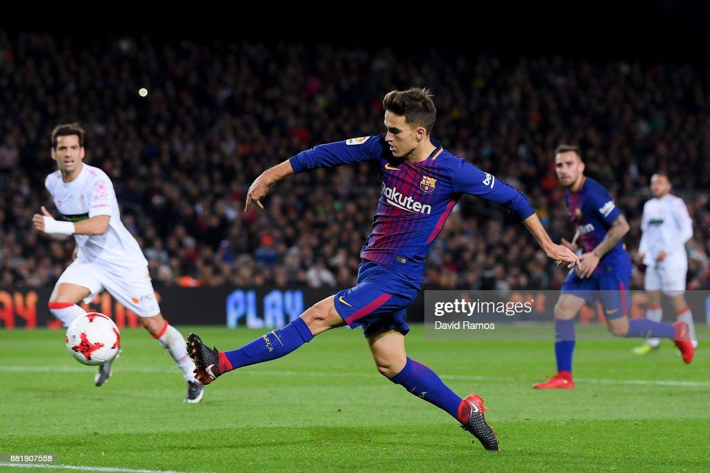 Barcelona v Real Murcia - Copa Del Rey : ニュース写真