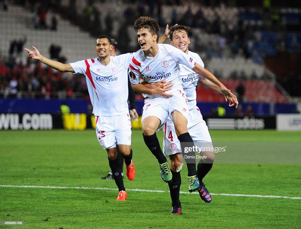 FC Sevilla v FC Zenit - UEFA Europa League: Quarter Final