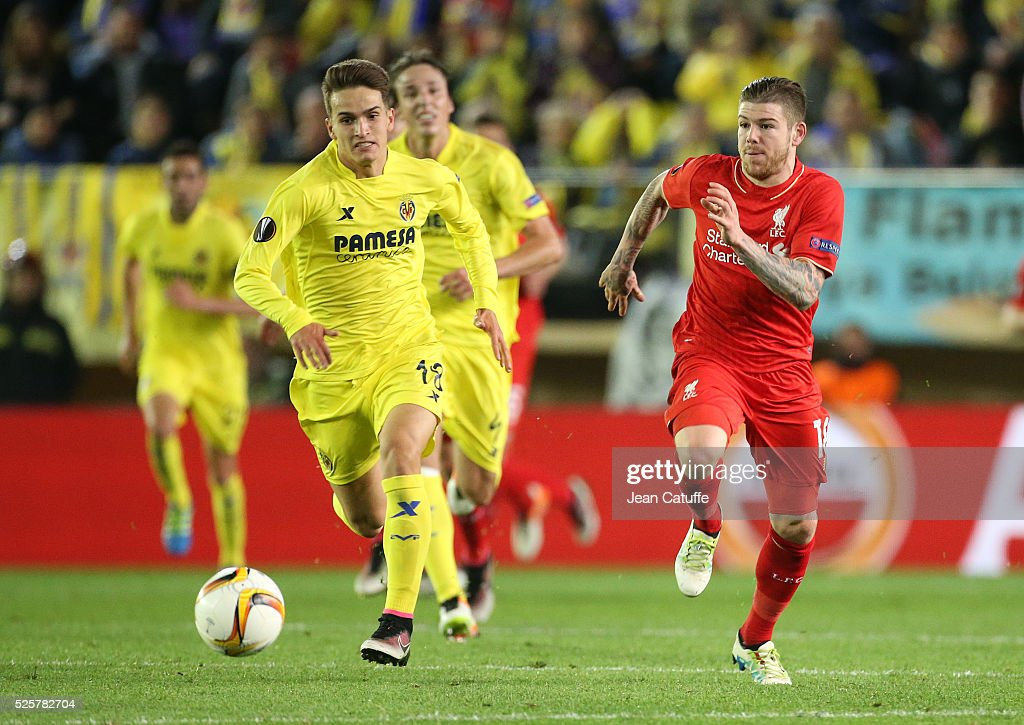 Villarreal Vs Liverpool