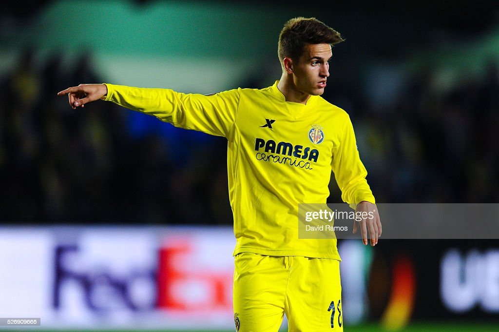 Villarreal CF v Liverpool - UEFA Europa League Semi Final: First Leg : News Photo