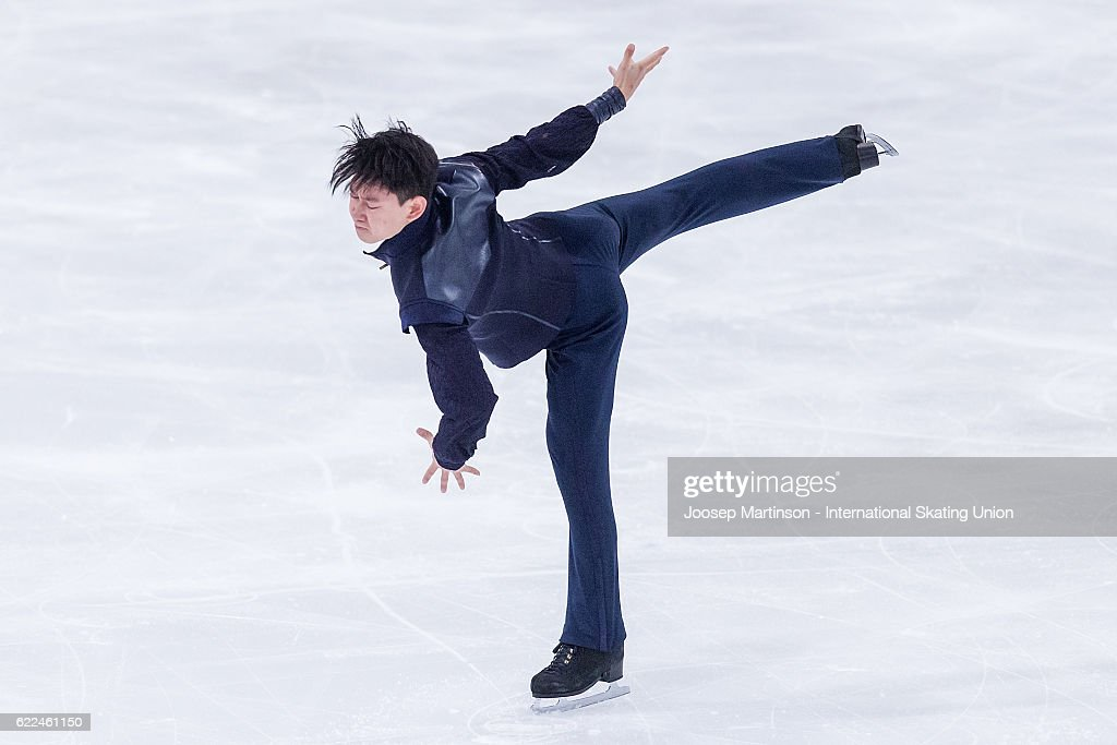 ISU Grand Prix of Figure Skating - Paris Day 1 : News Photo