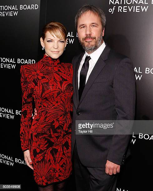 Denis Villeneuve attends the 2015 National Board of Review Gala at Cipriani 42nd Street on January 5 2016 in New York City