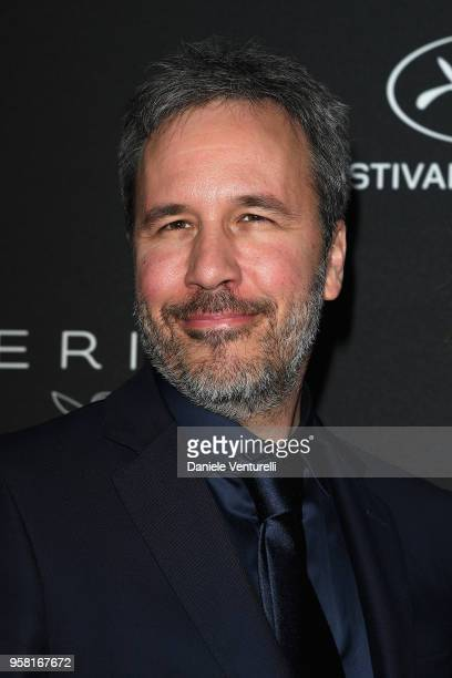Denis Villeneuve attends the Women in Motion Awards Dinner presented by Kering and the 71th Cannes Film Festival at Place de la Castre on May 13 2018...
