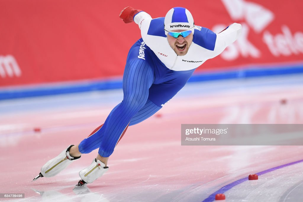 ISU World Single Distances Speed Skating Championships - Gangneung - Day 3 : News Photo